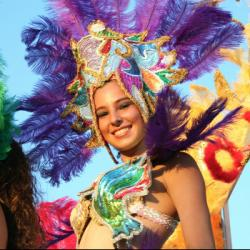 Costa Rica : Le carnaval s'installe &agrave San José !