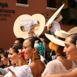 Pérou : A la découverte du concours national de folklore &agrave Trujillo !