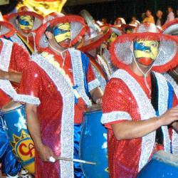 Uruguay : le carnaval de Montevideo est lancé !